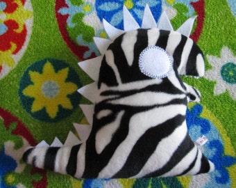 Plush Mini Gherzgher Zebra