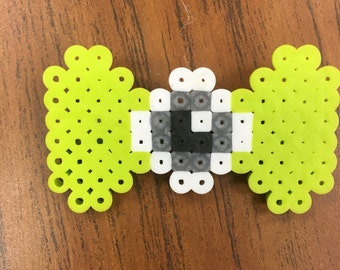 Pixel Perler ~ 8-bit Eye Bows