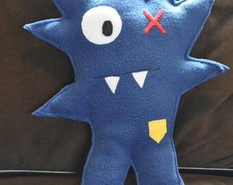 Spike the Stuffed Monster