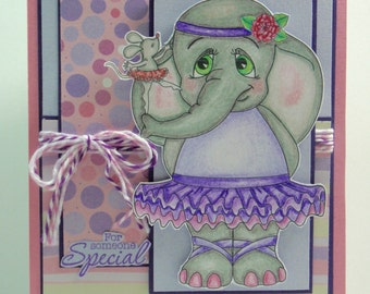 For Someone Special, Birthday Card, All Occasion Card, Greeting Card, Card