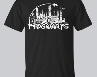 Harry Potter | Harry Potter Shirts | Harry Potter T-Shirts | Hogwarts | Hogwarts Disney Parody