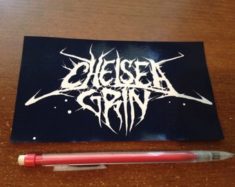 Chelsea Grin Sticker