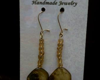Beautiful One-of-a-Kind handmade earrings