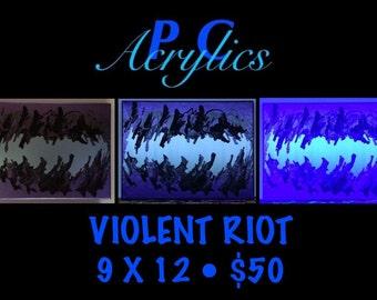 Violent Riot