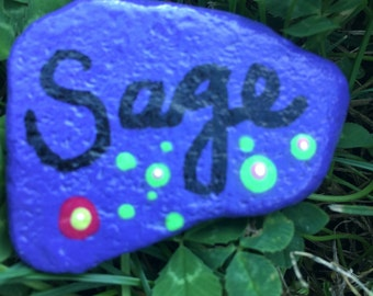 Sage Garden Rock
