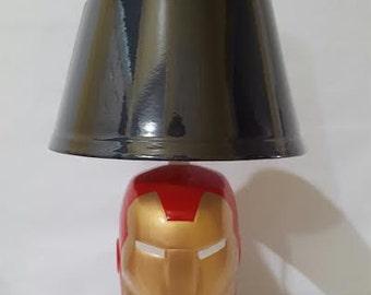 Iron Man Lamp