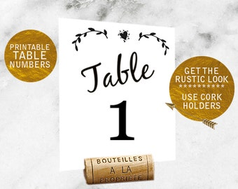 Table numbers boho wedding table numbers for wedding, Wedding Mr and Mrs table sign, Mr and Mrs table numbers