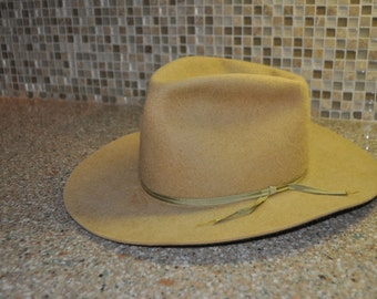 Vintage Cowboy Hat