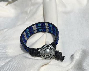 Ocean Blue strap