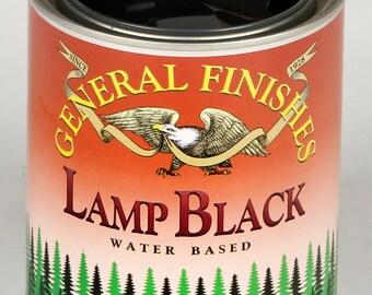 General Finishes Lamp Black Milk Paint