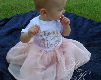 Twinkle Twinkle Little Star Onesie