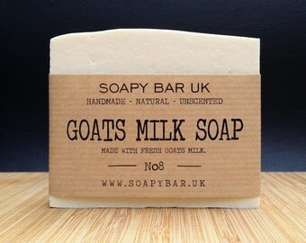 Goats Milk Natural Handmade Soap