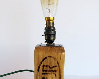 Block Lamp (EUR2, Green)