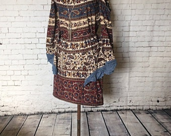 Bohemian MINI  Dress Ethnic