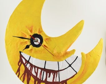 Soul Eater Blood Moon Clock