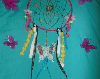 Magical Butterfly Catcher- Handful Of Dreamcatchers