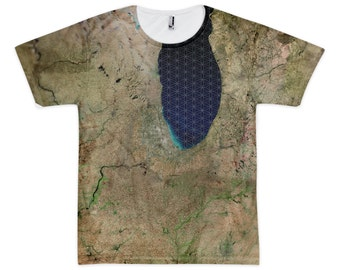 Chi Sky v4  (All over print) Tshirt