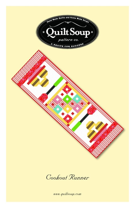 Cookout Runner - Printed Pattern