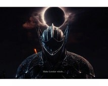 Dark Souls 3 The Game Features Make Lander Whole Cool Decoration Art Fabric Canvas Silk Poster Brand New GA0078(2)