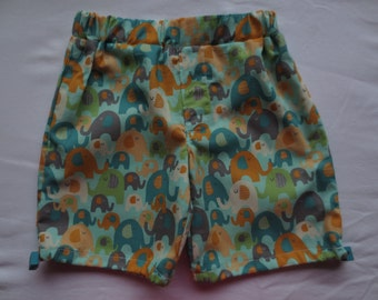 Elphant Shorts 1.1 with wooden toggles (size 2)