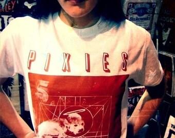 The Pixies Doolitle rock t shirt