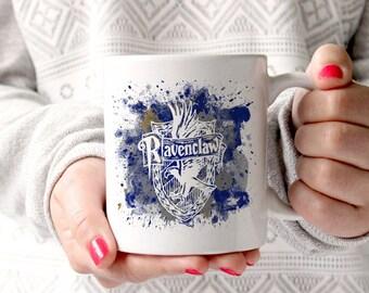 Ravenclaw mug, Ravenclaw Crest Mug, Harry Potter kids gifts, Harry Potter gifts, coffee mug, tea mug, custom mug,