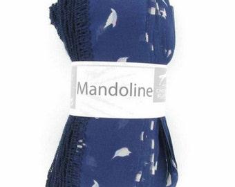 1 ball for scarf 'White horse' MANDOLIN