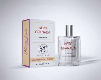 Pocket Scents 50ml Nero Granada EDP