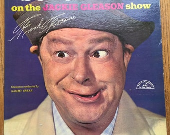 Frank Fontaine Songs I Sing on The Jackie Gleason Show Record Album