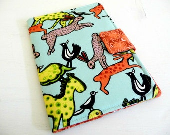 "Kindle Fire HDX Cover for 7"" display, Cute Animals"
