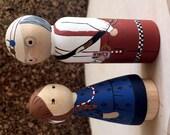 Individual Custom Peg Doll - Anything you like!