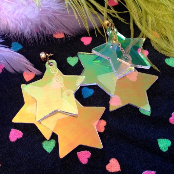 Radiant Stars Earrings