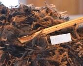 Coopworth Cross Raw Wool Lamb's Fleece, 2 lbs 6 ozs