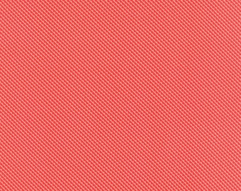 Little Ruby - Little Sundae in Red and Coral Pink: sku 55132-23 cotton quilting fabric by Bonnie and Camille for Moda Fabrics - 1 yard