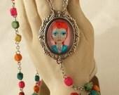 Big Eye Bowie Rosary