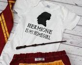 Hermione is My Homegirl ONESIE