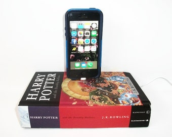 IPhone 5 or 6 Charging Dock, Harry Potter and the Deathly Hallows IPod  Docking Charger