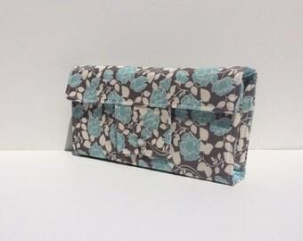 Cash envelope wallet- cash system wallet- Dave Ramsey inspired cash envelope wallet