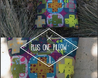 Plus One Pillow Pattern PDF
