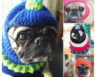 Custom Dog Hat - Made to Order - Barkclava Dog Hats - You choose the colors