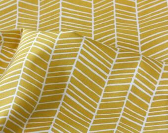 Joel Dewberry FABRIC - True Colors - Herringbone - Straw