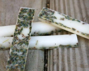 Hello Dollface Lavender Travel Camping Guest Soap Sticks