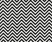 CLEARANCE 2 Yards Anne Kelle Remix Fabric in Chevron, Robert Kaufman
