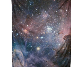 Carina Nebula Tapestry, Space, Galaxy, Cosmos Tapestry