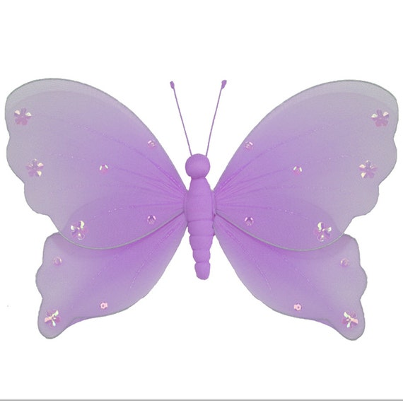 One Dollar Nylon Butterfly Decorations 56