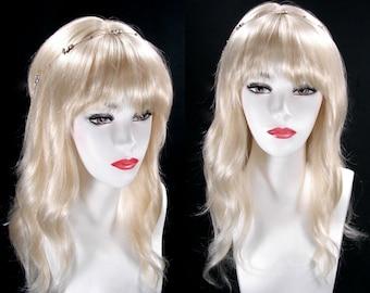Gold Rhinestone Wedding Hair Vine Wedding Hairpiece Diadem Halo Crown Bridal Headpiece Bohemian Renaissance Circlet Boho Chic Reign Bride
