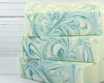 Mineral Spa Soap - Handmade Soap - Cold Process Soap - Mothers Day Gift - Gift For Mom
