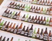 "99 Bottles of Beer on the Wall 18""x24"" print"