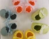 Sewing Pattern Simplicity 2397 Babies' Booties Uncut Complete
