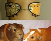 Custom Guinea Pig Bracelet - Your Piggies on a Bracelet!